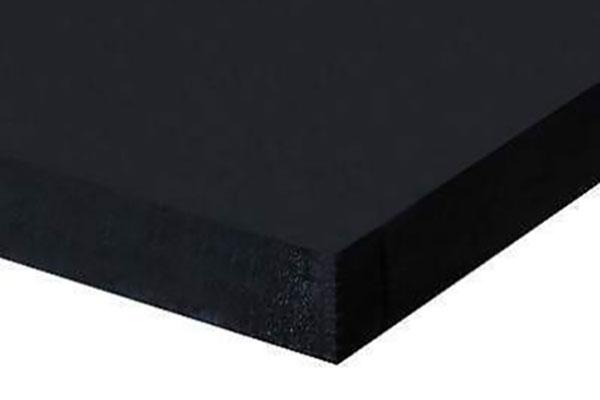 EPDM Sponge Black